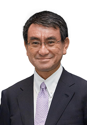 河野太郎   外務大臣